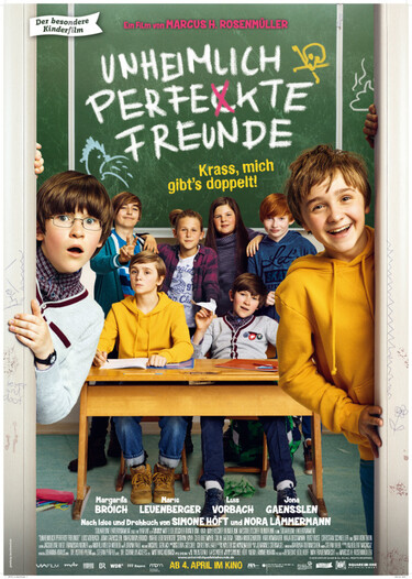 Filmplakat Unheimlich perfekte Freunde