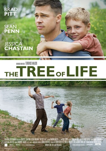 "Filmplakat zu ""The Tree of Life"""