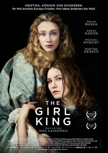 Filmplakat The Girl King