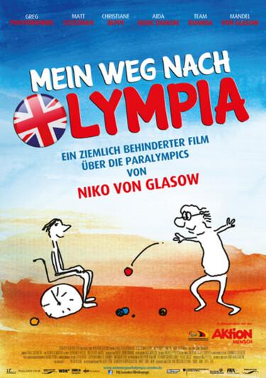 "Filmplakat zu ""Mein Weg nach Olympia"""