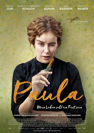 Filmplakat Paula
