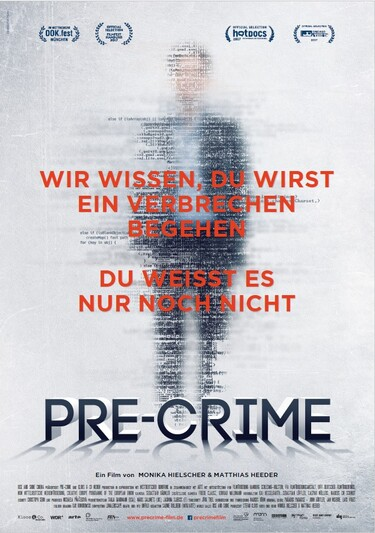 Filmplakat Pre-Crime