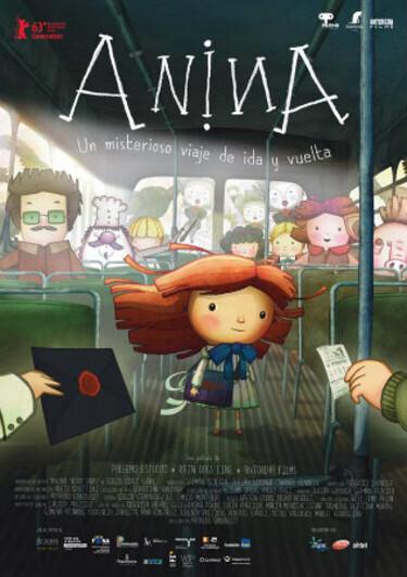 Filmplakat AninA