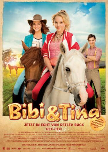 """FIlmplakat zu """"Bibi und Tina"""""""
