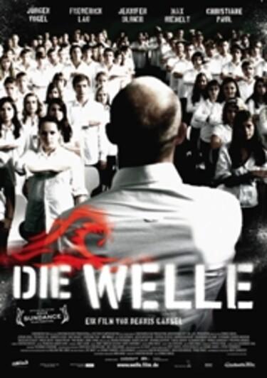 """Filmplakat zu """"Die Welle"""""""