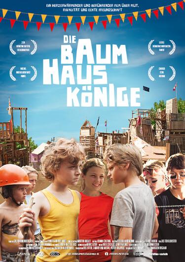 Filmplakat Die Baumhauskönige