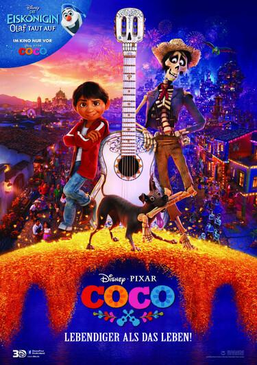 Filmplakat Coco