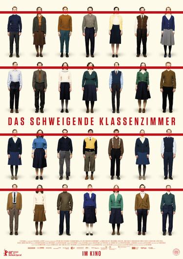 Filmplakat Das schweigenden Klassenzimmer