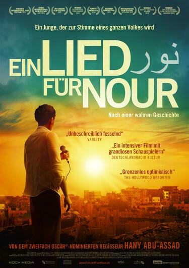 Filmplakat Ein Lied für Nour