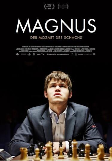 Filmplakat Magnus - Der Mozart des Schach