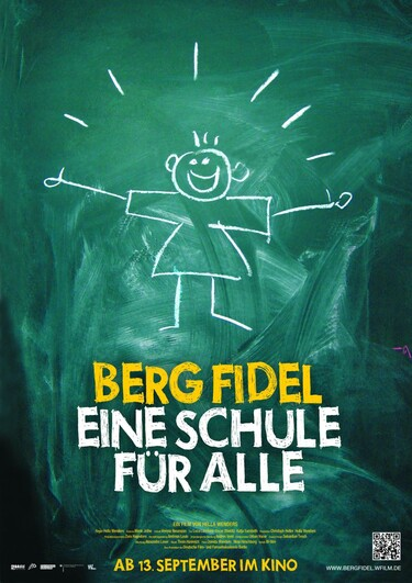 Filmplakat Berg Fidel - Eine Schule für alle