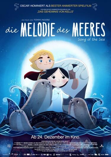 """Filmplakat zu """"Die Melodie des Meeres"""""""