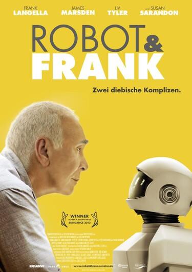 Filmplakat Robot & Frank