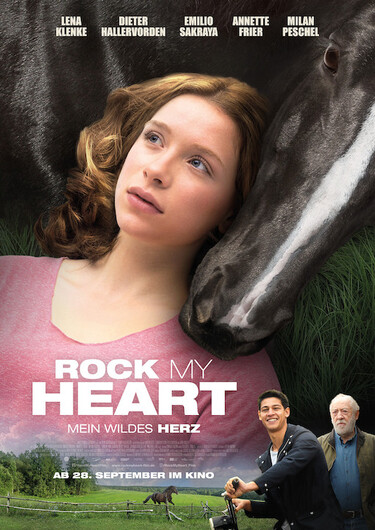 Filmplakat Rock my heart