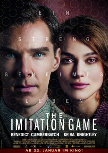Filmplakat The Imitation Game 2014