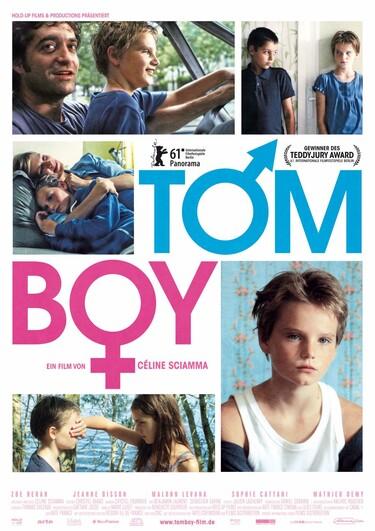 Filmplakat Tomboy