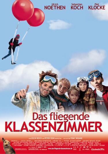 Das fliegende Klassenzimmer, Constantin Film
