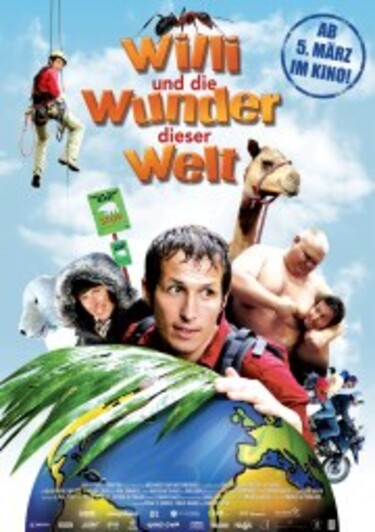 """Filmplakat zu """"Willi und die Wunder dieser Welt"""""""