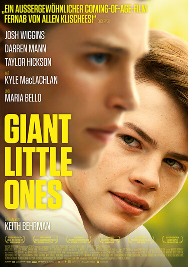Filmplakat Giant Little Ones