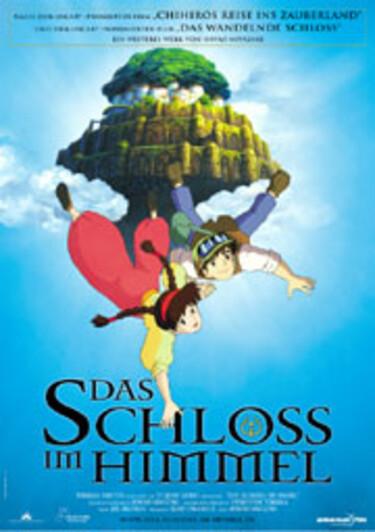 Filmplakat Das Schloss im Himmel