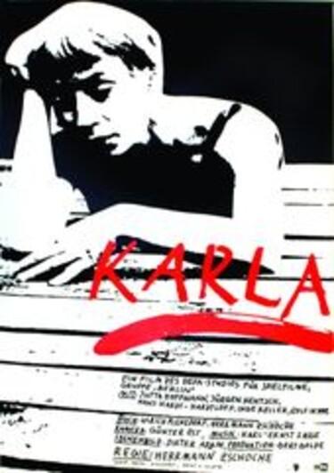 Plakat zu Karla