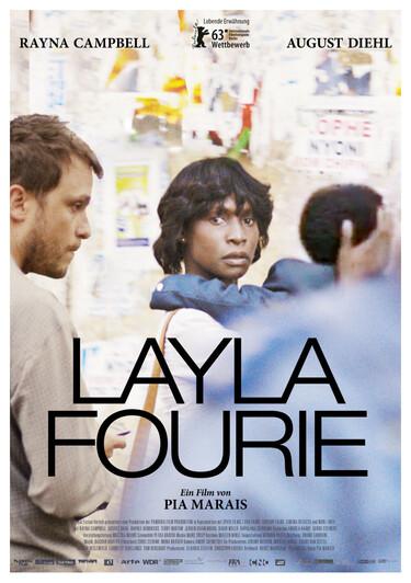 """Filmplakat zu """"Layla Fourie"""""""
