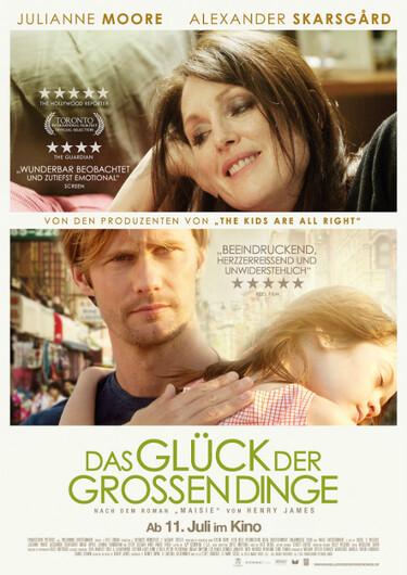 """Filmplakat zu """"Das Glück der großen Dinge"""""""