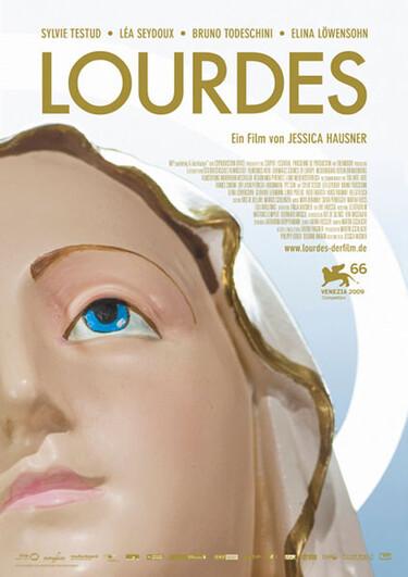 """Filmplakat zu """"Lourdes"""""""