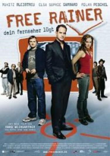 Filmplakat Free Rainer - Dein Fernseher lügt