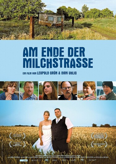 """Filmplakat zu """"Am Ende der Milchstrasse"""""""