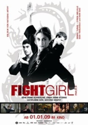 "Filmplakat zu ""Fightgirl Ayse"""