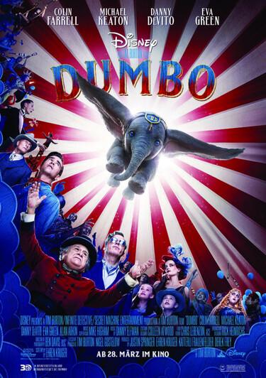Filmplakat Dumbo
