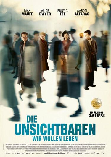 Filmplakat Die Unsichtbaren - Wir wollen leben