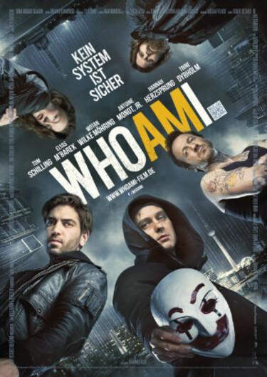 """Filmplakat zu """"Who am I - Kein System ist sicher"""""""