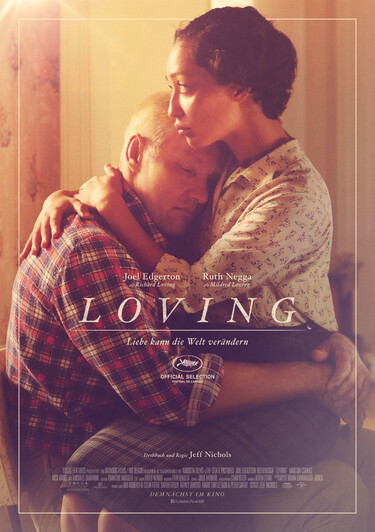 Filmplakat Loving