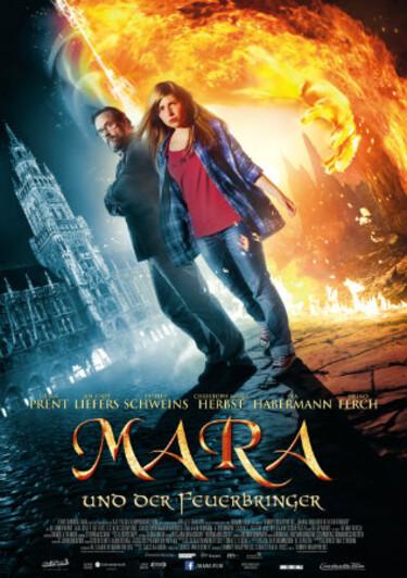 """Filmplakat zu """"Mara und der Feuerbringer"""""""