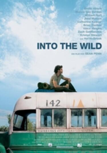 """Filmplakat zu """"Into The Wild"""""""