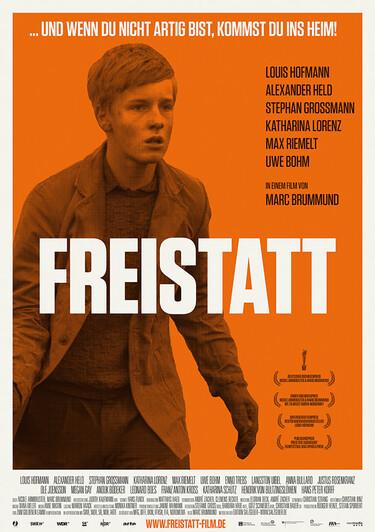 "Filmplakat zu ""Freistatt"""
