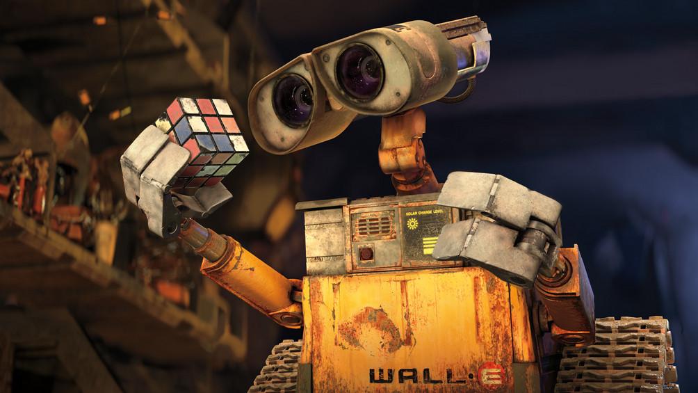 Link zu den Materialien vom Wissenschaftsjahr zu dem Film WALL•E – DER LETZTE RÄUMT DIE ERDE AUF