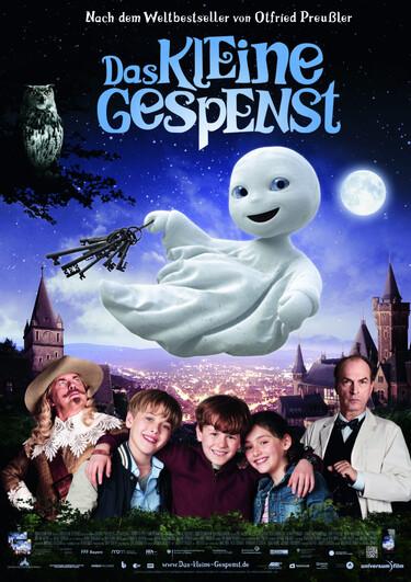 """Filmplakat zu """"Das kleine Gespenst"""""""
