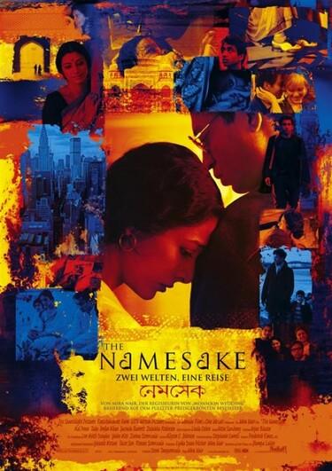 Filmplakat the Namesake
