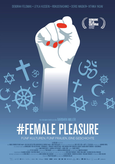 Filmpllakat #Female Pleasure
