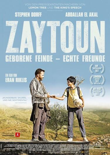 "Filmplakat zu ""Zaytoun"""