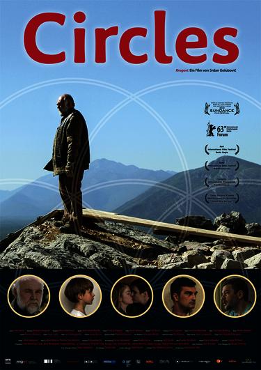 """Filmplakat zu """"Circles"""""""