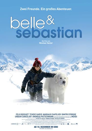 Filmplakat Belle & Sebastian