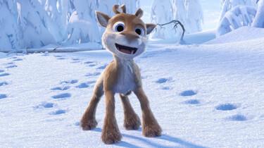 Szenenbild: Niko im Schnee