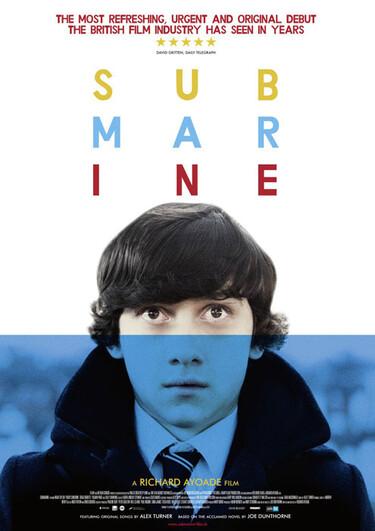 Filmplakat Submarine