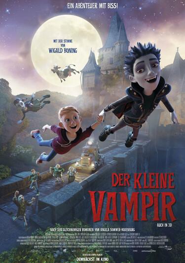 Filmplakat Der kleine Vampir