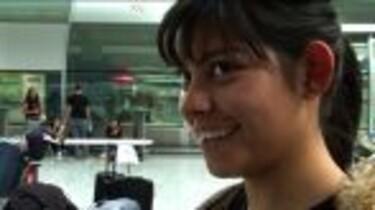 Szenenbild: Ein Gesicht eines Mädchen im Seitenprofil