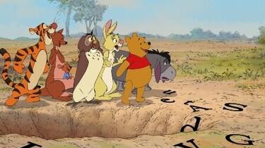 Szenenbild: Winnie Puuh und seine Freunde